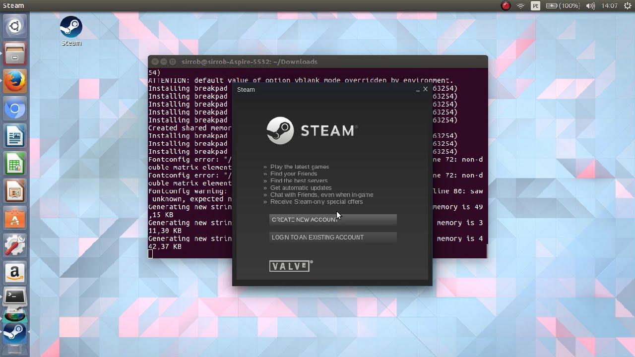 pacotes deb para ubuntu