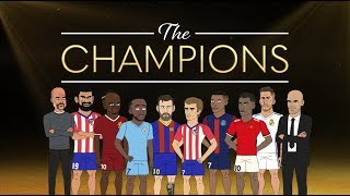 The Champions: Season 2 in Full