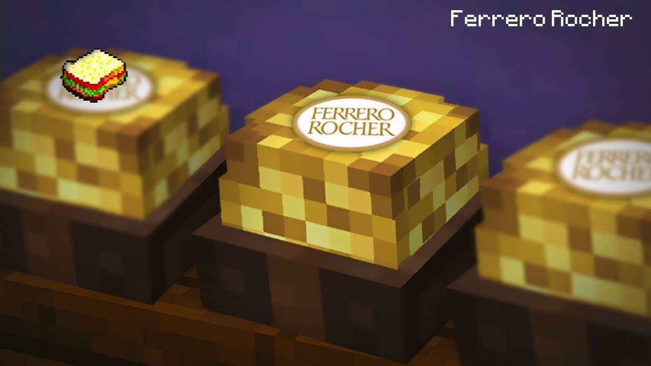 how to make forrero rocher