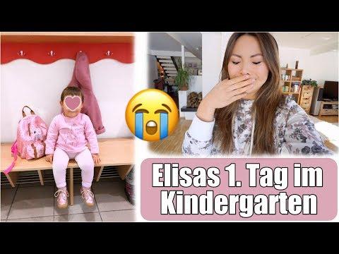 Emotionaler Tag für Mama 😢 1. Mal im Kindergarten | Essen kochen | Fashion Haul | Mamiseelen