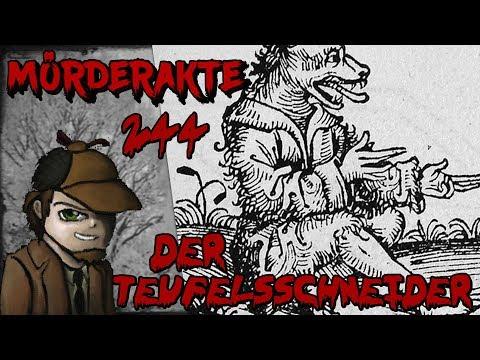Mörderakte: #244 Der Teufelsschneider / Mystery Detektiv