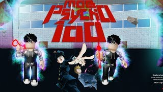 !! How to get The Sword!! roblox or Mob Psycho 100