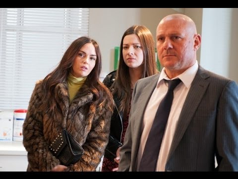 Hollyoaks March 14th 2014 (Catfight: Sinead vs Lindsey)