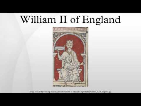 William II of England