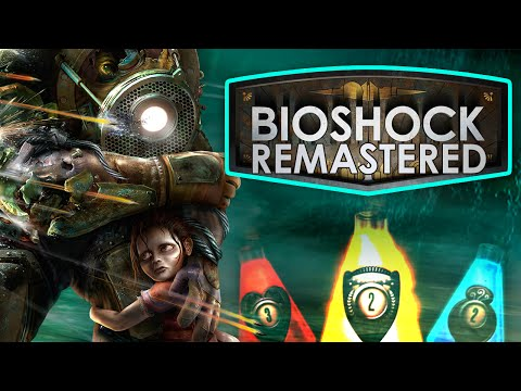BioShock: Research Camera Ep.6 | The Collection Remastered (PS4/Xbox1/PC)