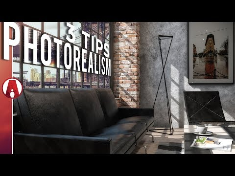 3 Tips To Increase PHOTOREALISM | Vray For Sketchup