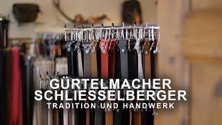 IMAGE VIDEO - Gürtelmacher Schliesselberger - SALZBURG
