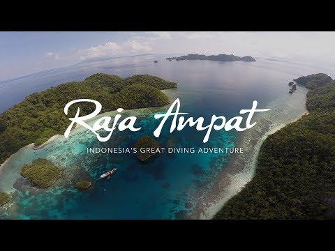 The Jetlagged: Raja Ampat - Indonesia's Great Diving Adventure