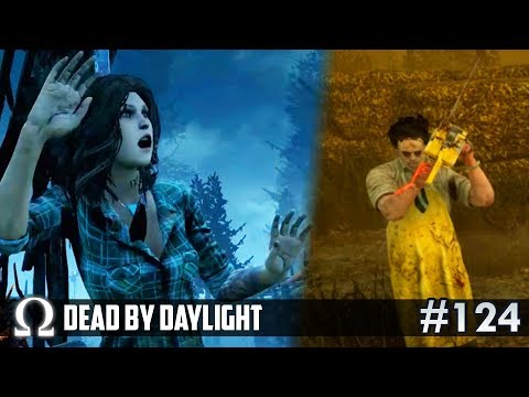 THIS ROUND WILL HAUNT ME!   Dead by Daylight DBD #124 Survivor vs Leatherface, Wraith, Spirit
