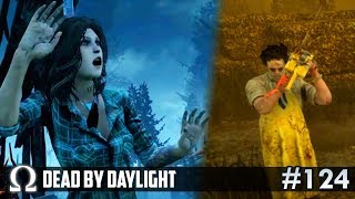 THIS ROUND WILL HAUNT ME! | Dead by Daylight DBD #124 Survivor vs Leatherface, Wraith, Spirit