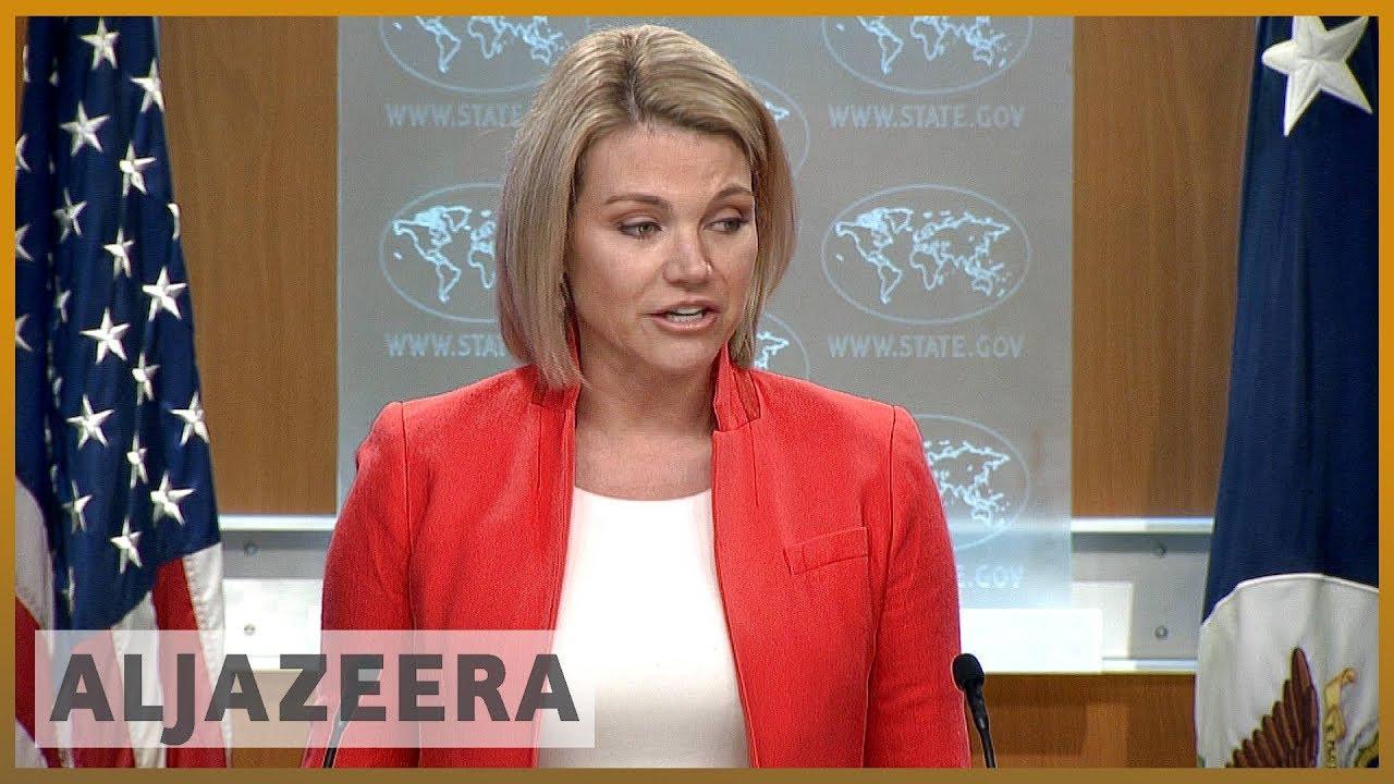 🇺🇸 US calls for 'transparent' Saudi probe into Khashoggi's fate | Al Jazeera