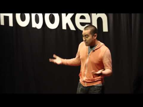Something I'm passionate about: Cesar Kuriyama at TEDxHoboken ...