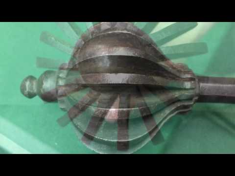 Flanged Mace (Victorian Reproduction)