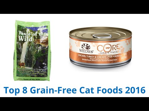 8 Best Grain-Free Cat Foods 2016