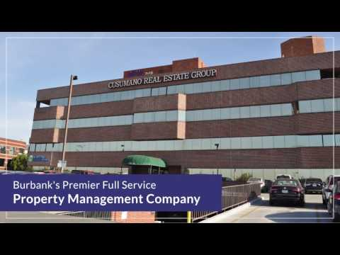 Cusumano Real Estate Group Burbanks Premier Full Service Property Management Company