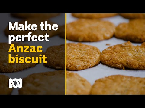 How To Make Perfect Anzac Biscuits With CWA Judge | ANZAC Day 2020 | ABC Australia