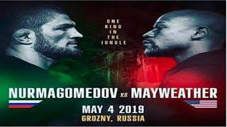 Khabib Nurmagomedov vs Floyd Joy Mayweather Jr.   EXCLUSIVE Fight UFC 230