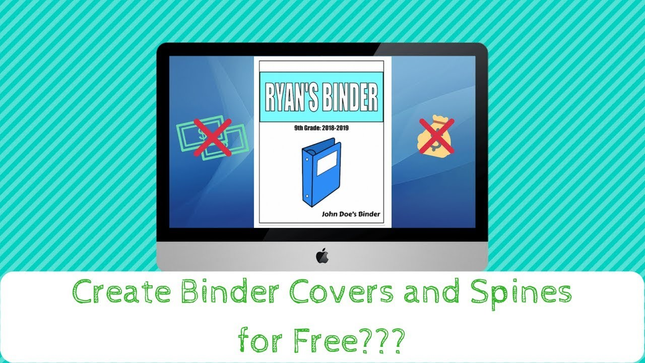 the technology guy how to create super awesome binder covers and