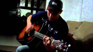 hank williams jr cover- all my rowdy friends have settled down