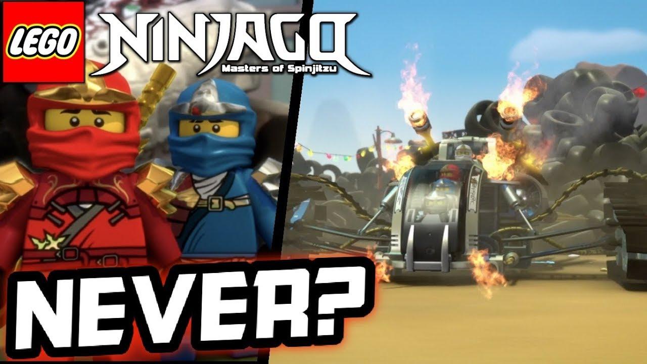 Ninjago: Legacy Ultra Sonic Raider Coming Never? 😢 - YouTube