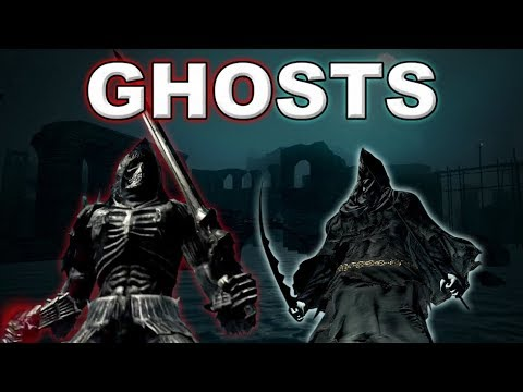 Dark Souls Remastered PVP - Ghosts