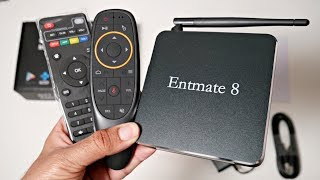 Entmate 8 - 4k Full Android Tv Box - S905x2 - 432gb  - Any Good