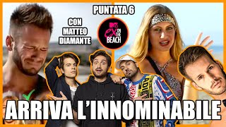 EX ON THE BEACH ITALIA 2 - ARRIVA L'INNOMINABILE (PUNTATA 6) | ANTHONY IPANT'S, JODY E REDNOSE