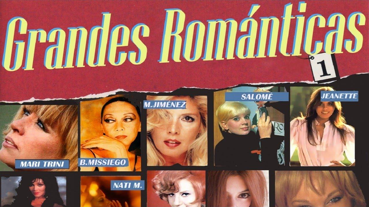2701faf9a6b8 Grandes Románticas - Las mejores voces femeninas cantan sus grandes baladas  y canciones de amor