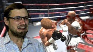 Real Boxing ► КУПЛИНОВ ПОЛУЧИЛ ЛЮЛЕЙ! ► ДАВАЙ ГЛЯНЕМ