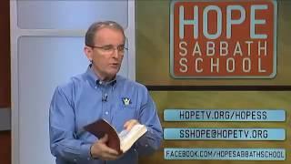 Hope Sabbath School: Lesson 9 - The Holy Spirit and the Church (1st Qtr 2017)