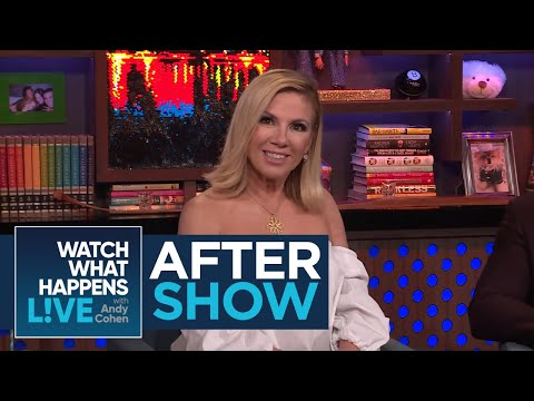 After : Ramona Singer On Why Bethenny Frankel Is A Difficult Friend  WWHL