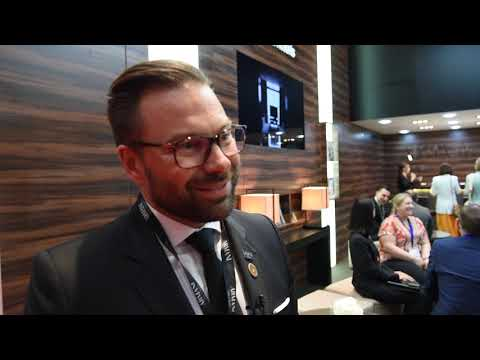 Thomas Peruzzo, general manager, Armani Hotel Dubai