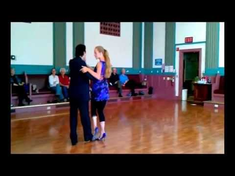 Argentine Tango 50 steps. Basic to Advanced steps / Figures. www.tangonation.com August 2012