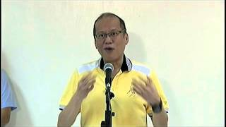 PNoy defends