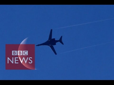 What's behind the US-led coalition against Islamic State? BBC News