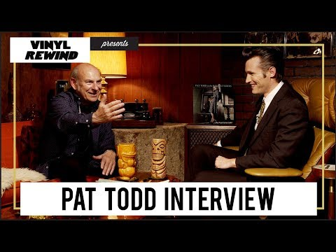 Pat Todd of The Lazy Cowgirls - interview | Vinyl Rewind