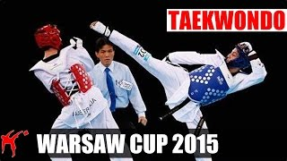 Polish Open - Warsaw Cup - 2015 - first day