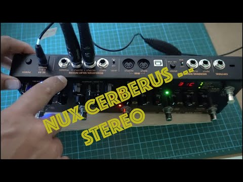 Nux Cerberus goes Stereo !