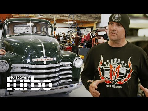 ¡Más modificaciones para una Chevrolet 1950 restaurada! | Máquinas Renovadas | Discovery Turbo