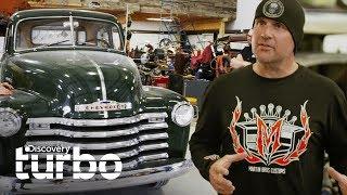 ¡Más modificaciones para una Chevrolet 1950 restaurada!   Máquinas Renovadas   Discovery Turbo