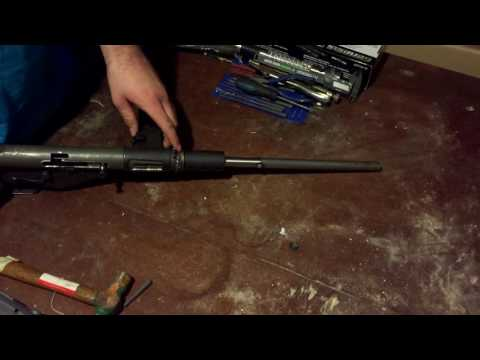GunnitRust Mark II Sten Project - Part 11 - Welded Up - YouTube