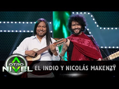 'Solo le pido a dios' - El Indio y Nicolás Makenzy - Fusiones   A otro Nivel