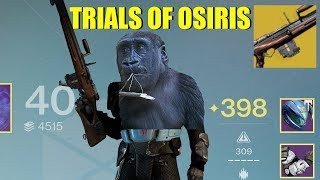 No Land beyond Trials Of Osiris MAJOR Sweaty 4-4 Match From Back In The Day