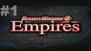 Dynasty Warriors 4: Empires Walkthrough - part 1