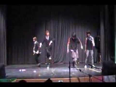 Xavier Unity Live 2008 - S2 Represent!