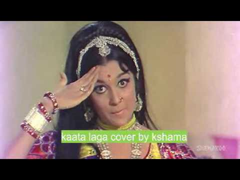 kaanta laga by kshama attempted to sing this fast number!