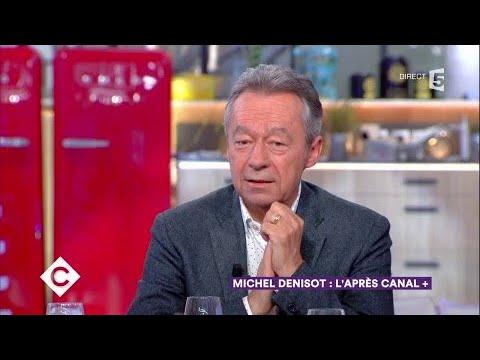 Michel Denisot au dîner - C à Vous - 20/09/2017