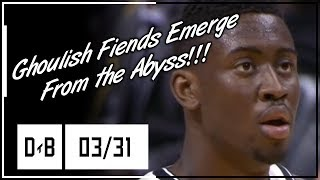 Caris LeVert 19 Points/8 Assists Full Highlights (3/31/2018)