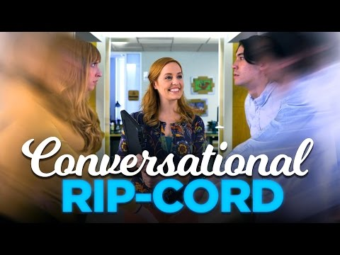 Conversational Ripcord: The Fastest Way To Leave A Conversation! thumbnail