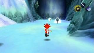 Ape Escape: On the Loose - 14 - Sky Flyer & Frosty Retreat